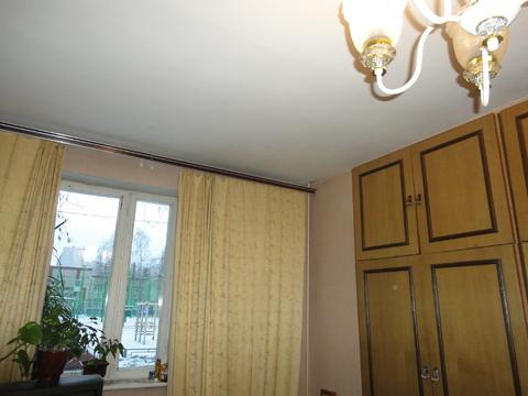 Продается комната 18кв.м в 2к.кв, О-65кв.м, кухня 10кв.м, м.Царицыно - Фото 2