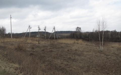 Продам 2,5 га вдоль Новорязанского ш. 35 км от МКАД ок. г. Бронницы - Фото 3