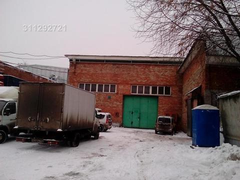Склад отапливаемый, большие ворота под грузовой транспорт, кран-балка. - Фото 1