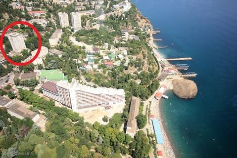 Квартира в Крыму юбк Алушта Партенит (возможна ипотека) - Фото 1