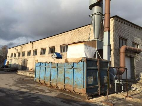 Сдается кирпичное, отапливаемое производственно-складское помещение - Фото 2