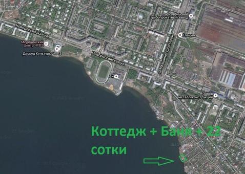 Коттедж на берегу Смолино - Фото 1