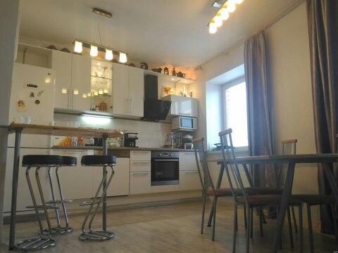 Видовая 5-комнатная квартира на Нагорной в Новой Москве г.Троицк - Фото 3