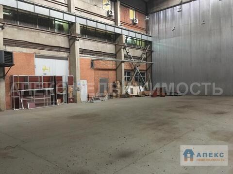 Аренда помещения пл. 1180 м2 под склад, производство, м. Пражская в . - Фото 5