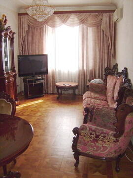 3-к квартира Ленинский проспект 74 Москва - Фото 1