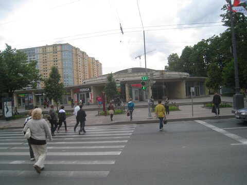 Продажа квартиры-студии у метро Фрунзенская - Фото 1