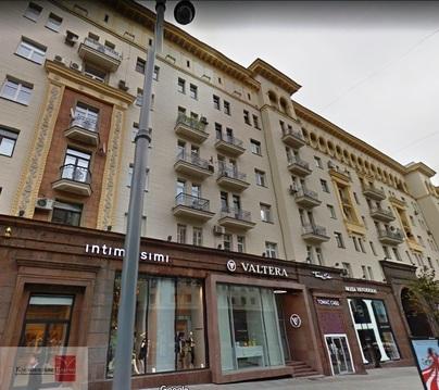 3-к квартира, 64.7 м2, 1/6 эт, ул. Тверская, 6с5 - Фото 1