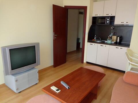 Меблированная квартира с 1-ой спальней в Солнечный берег - Фото 1