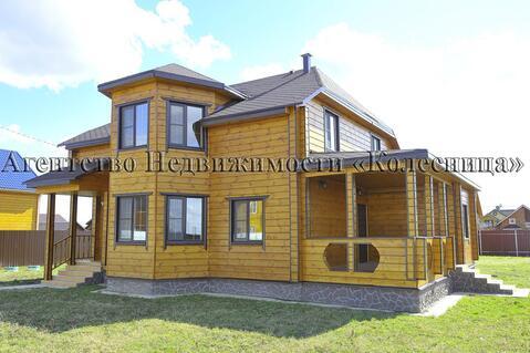 Машково. Новый качественно построенный дом из бруса со всеми коммуника - Фото 1