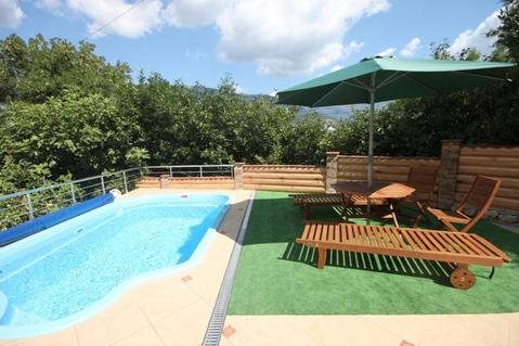 Аренда посуточно дома в двух уровнях с бассейном и террасой - Фото 2