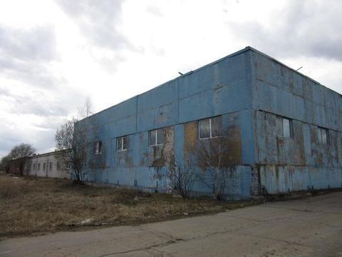 Производственно-складская база 5100 м2, г.Солнечногорск - Фото 1