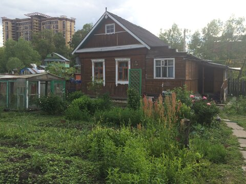 Продается дом в г.Наро-Фоминске, район станции, ИЖС - Фото 1