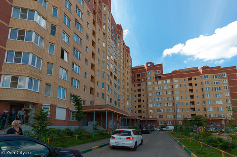 2к квартира 60,7 кв.м. Звенигород мкр. Пронина, д.2 - Фото 3