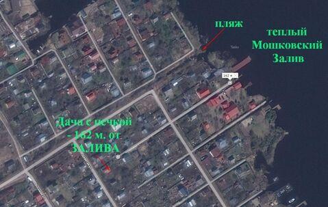 Дача на Мошковском заливе в Конаково - Фото 4
