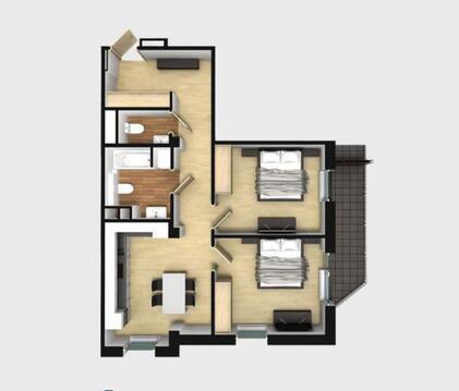 117 062 €, Продажа квартиры, Купить квартиру Рига, Латвия по недорогой цене, ID объекта - 313873526 - Фото 1