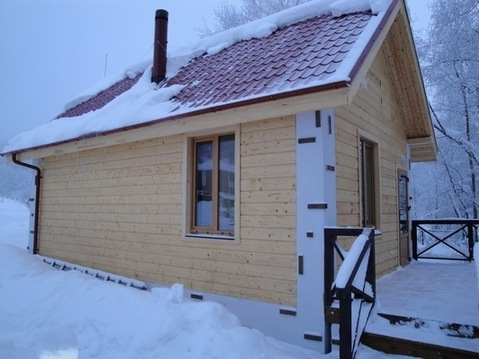 Сдается дом на берегу озера, 1-я линия - Фото 4