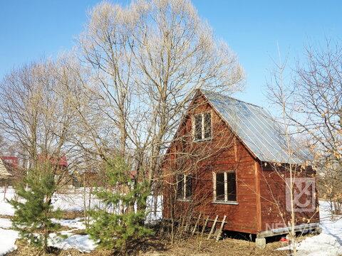 Дачный домик на Москве реке. 12 соток в деревне Васильевское. - Фото 1