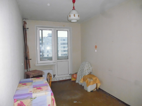 Комната в трёхкомнатной коммунальной квартире. - Фото 1
