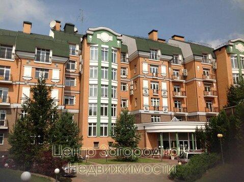 Пятикомнатная Квартира Москва, шоссе Рублевское шоссе, д.61, ЗАО - . - Фото 1