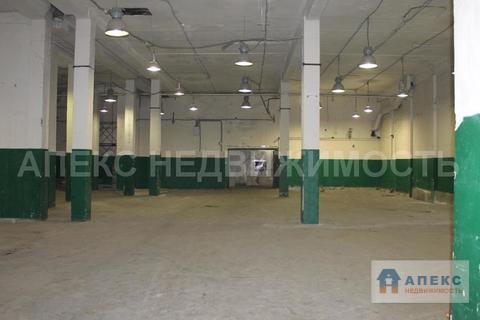Аренда помещения пл. 753 м2 под склад, производство, , офис и склад м. . - Фото 4