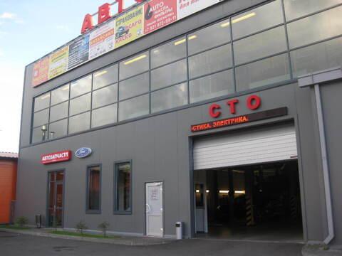 Сдается 2-х этажное здание на Выборгском ш. 212 - Фото 1