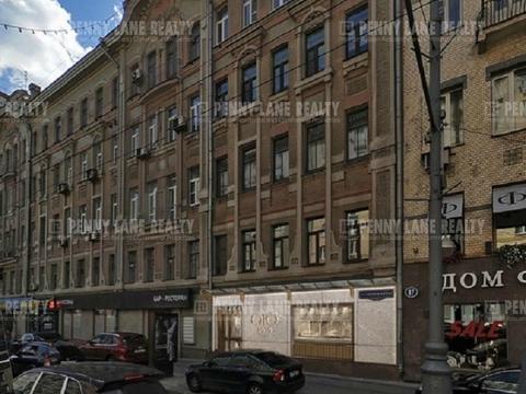 Продается офис в 7 мин. пешком от м. Белорусская - Фото 1