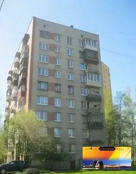 Квартира в кирпичном доме в 5-ти минутах от метро Пр.Ветеранов - Фото 2