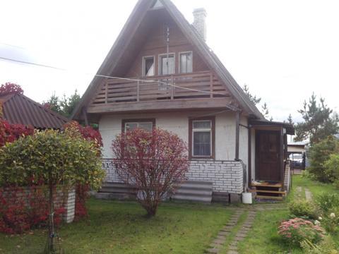 Дом с участком 6 соток в массиве Кобрино - Фото 1