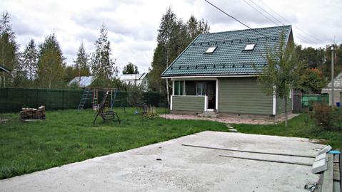 """Продается дом и баня на участке 6 соток в ст """"Тайга"""" - Фото 3"""