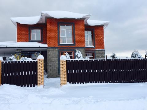 Дом 210кв.м. под ключ. Киевское ш. 12млн. - Фото 4
