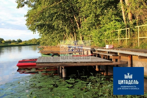 Рыбацкий дом и пристань - Фото 3