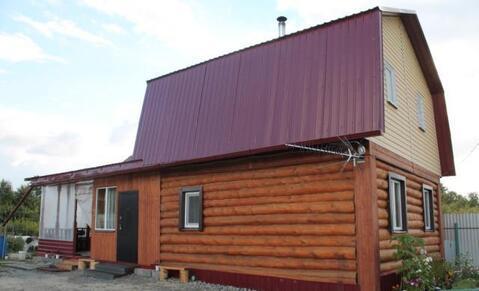 Продам дом в СНТ Зеленая Роща, Салаирский тракт - Фото 4