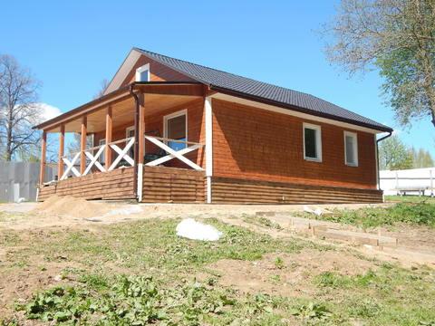 Продаю дом на берегу рузского водохранилища - Фото 1