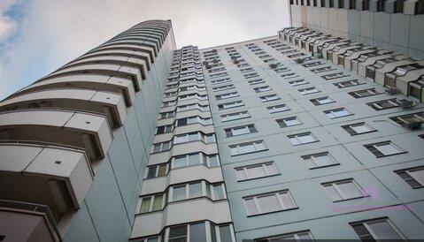 3-х комн. квартира в новом доме, в Москве м.Коломенская - Фото 1