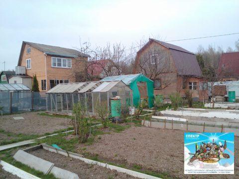 Участок 6 соток, ж/д станция Гривно, Климовск, Подольск. - Фото 3