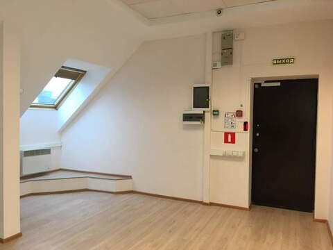 Аренда мансарды под офис на Мясницкой 220 м2, псн - Фото 1