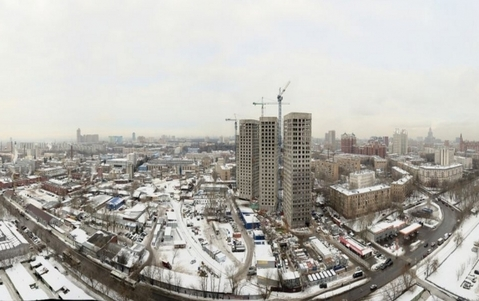 Продается квартира в ЖК Родной Город Октябрьское Поле - Фото 2