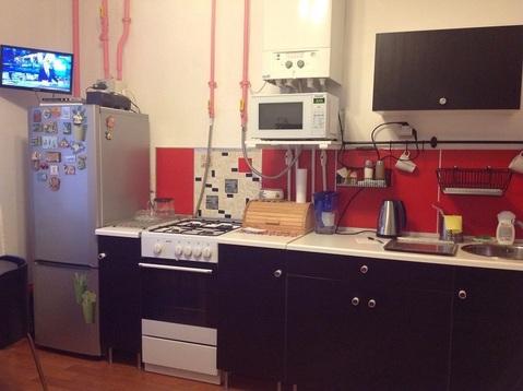Продается 1-комнатная квартира на 3-м этаже 4-этажного кирпичного дома - Фото 2