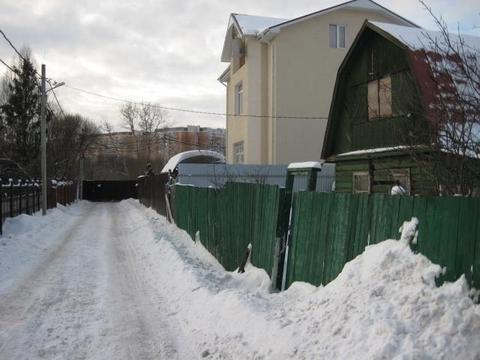 Участок 5 сот. , Боровское ш, 5 км. от МКАД. - Фото 2