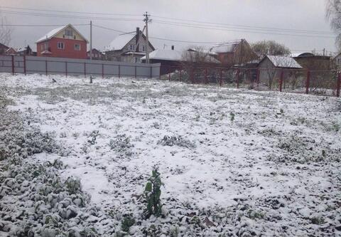 Участок 6 сот. , Киевское ш, 10 км. от МКАД. - Фото 2
