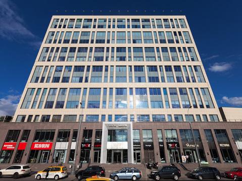 Офис в аренду 81 м2, кв. м/год - Фото 1
