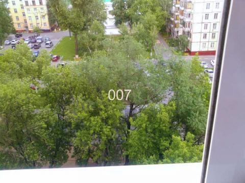 1-комнатная квартира на 8 этаже 16-этажного панельного дома ул. Шепелю - Фото 2