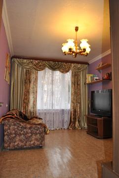 3-х комнатная квартира г. Москва, ул. Нижняя, 11 - Фото 1