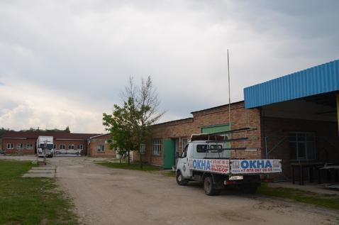 Продам земельно- производственный комплекс 1795 кв.м. - Фото 4