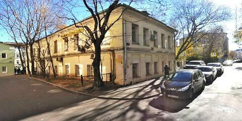 Продажа здания м. Цветной бульвар - Фото 1