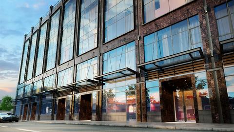 Продажа торгового помещения в премиум квартале м. Белорусская - Фото 1