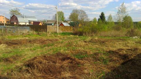 Продаётся земельный участок в черте г. Солнечногорска - Фото 3
