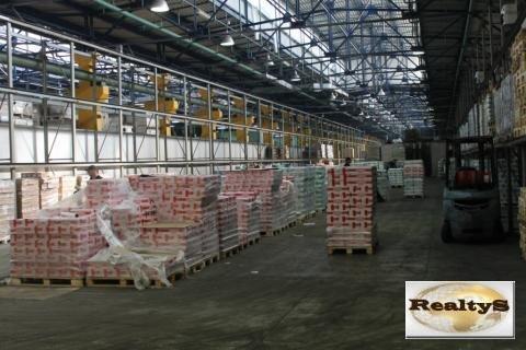 Аренда под склад или производство (чистое), общая площадь 1600м2 - Фото 1