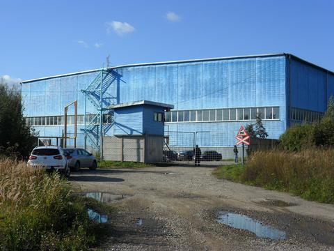 Собственник продает базу состоящую из трех зданий. Первое 3500 кв.м : . - Фото 1