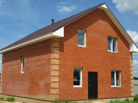 Качественный дом 170 кв. м, с центральными коммуникациями, Кабицино - Фото 3